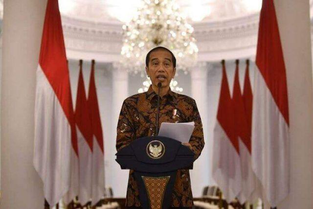 Jokowi Berlakukan Darurat Kesehatan Masyarakat