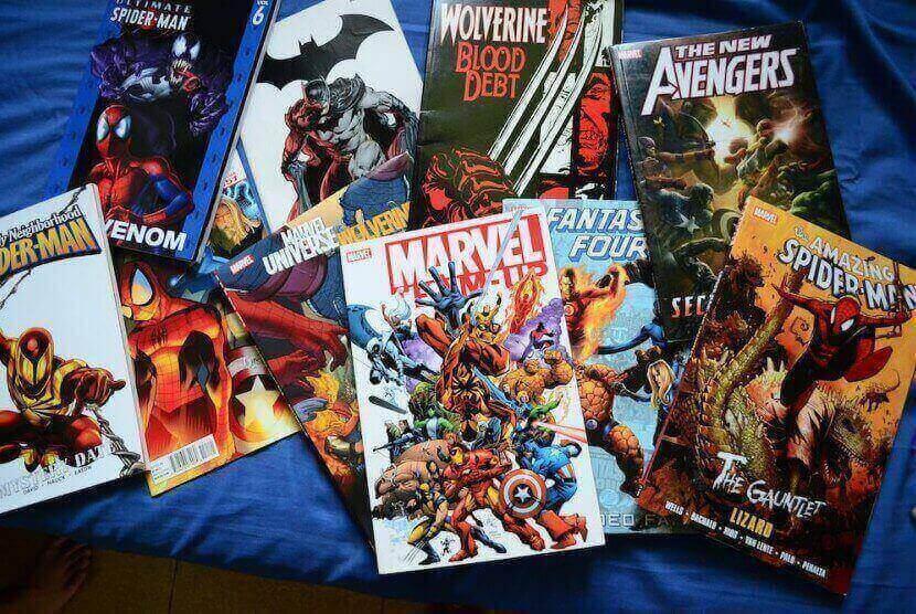 Komik Gratis Marvel Berikan Akses Komik Online Gratis