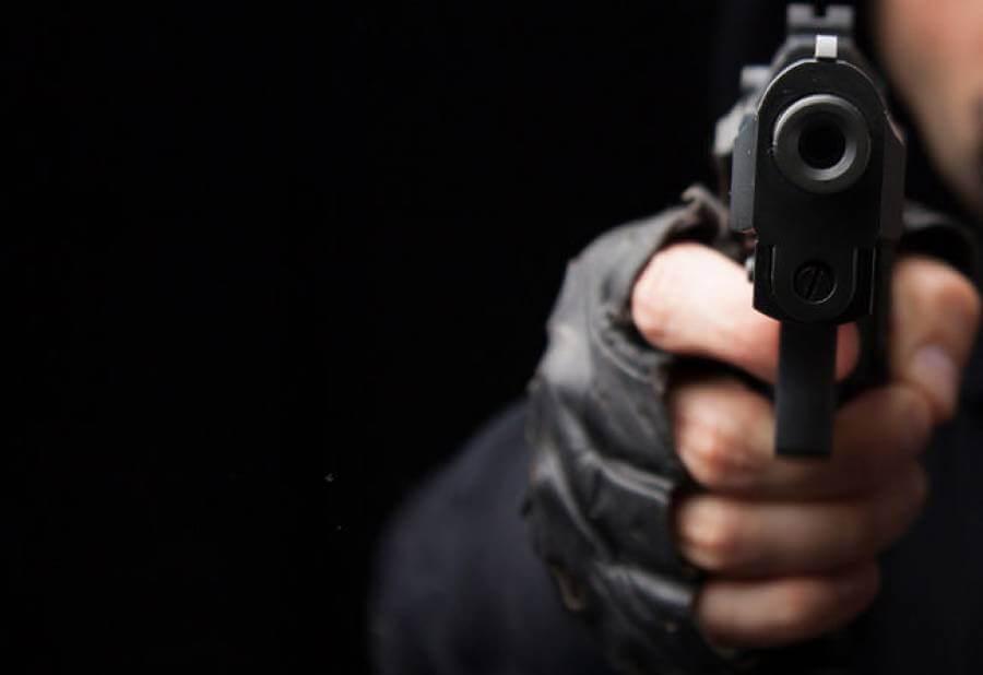 kasus penembakan akibat hubungan terlarang