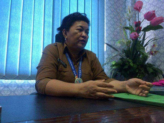 Grace Mangkisurat Direktur Rumah Sakit Umum Daerah (RSUD) Ratu Aji Putri Botung Kabupaten Penajam Paser Utara (PPU) mulai mengoperasikan penggunaan ambulan air atau speed boat
