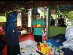 Irianto Lambrie Apresiasi Pengobatan Gratis dan Gelar Pangan Murah di Tanjung Buka Bulungan Kalimantan Utara