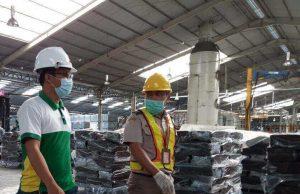 Masa pandemi Covid-19 ternyata tak menyurutkan kegiatan ekspor komoditas karet di Kalimantan Timur