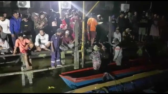 Bocah Perempuan Diduga Tenggelam di Sungai Mahakam