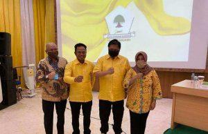 Golkar usung Seri Marawiah-Agus Tantomo sebagai pasangan calon bupati dan wakil bupati Berau