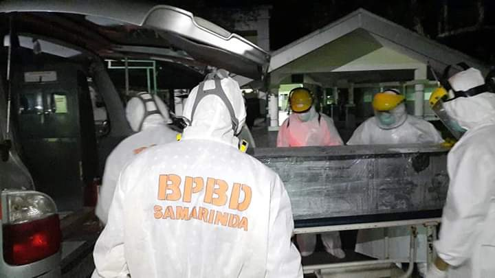 Kabar duka menyambangi Balai Kota Samarinda, Kaltim. Satu ASN yang terkonfirmasi positif Covid-19 meninggal dunia, Rabu, 22 Juli 2020.