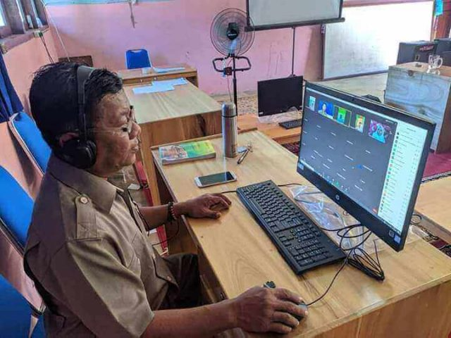 Siswa di Pulau Derawan Terkendala Kuota Data hingga Didatangi Guru