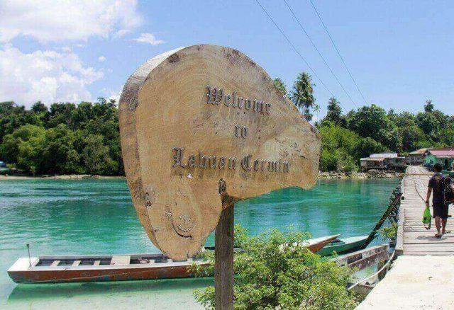 Salah satu wisata populer di Kabupaten Berau, Danau Labuan Cermin, pun kembali dibuka untuk wisatawan. Sebelumnya ditutup akibat pandemi Covid-19