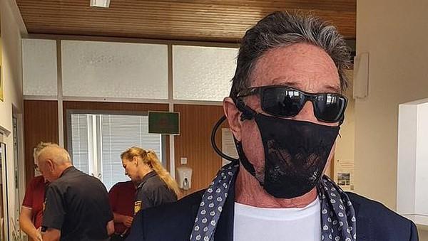 Pakai Masker dari Celana Dalam Wanita, Miliarder AS Ditahan Polisi Norwegia