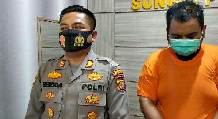 Baru Bebas Juni Lalu, Edarkan Sabu Lagi dari Kamar Hotel - mengungkap peredaran narkoba di wilayahnya