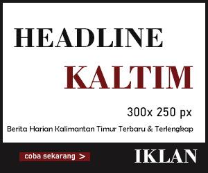 Headline Kaltim