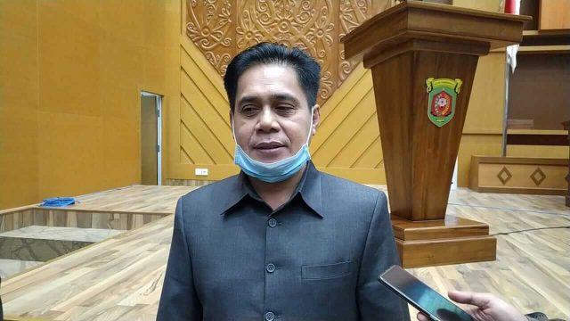 Helmi Abdullah Ditetapkan sebagai Plt Ketua DPRD Samarinda - headlinekaltim.co