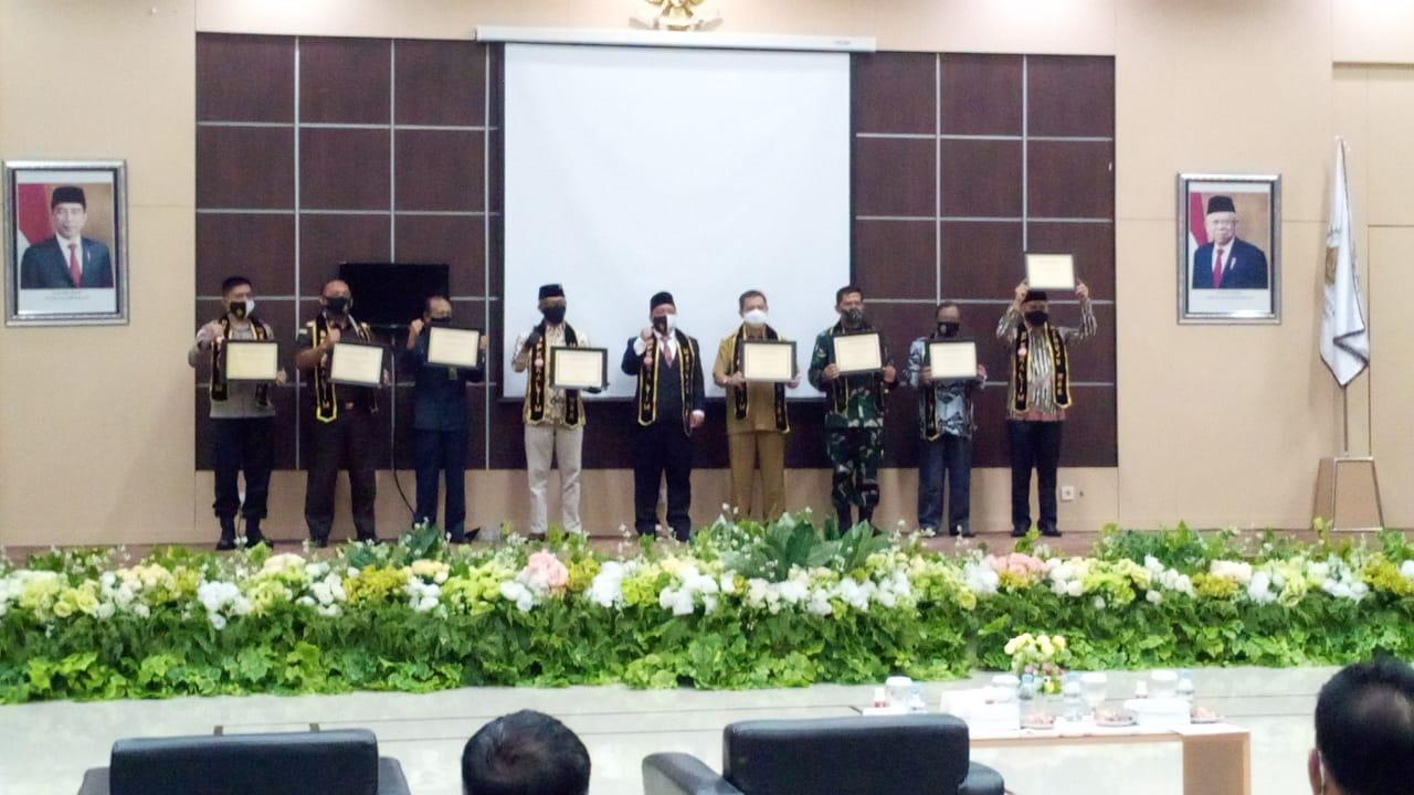 BPK Perwakilan Kaltim Deklarasikan Wilayah Bebas Korupsi