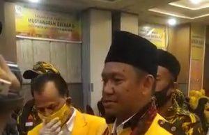 Dua Kandidat Berebut Kursi Ketua Golkar Samarinda