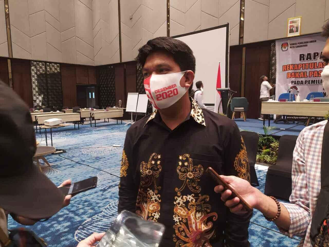 KPU Samarinda Siap Digugat Pasangan Parawansa-Markus jalur independen