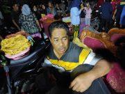 Kebakaran Dekat GOR Segiri, 15 Rumah di Dua RT Ini Ludes - headlinekaltim.co