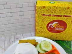 Ayam Serondeng - umkm sektor kuliner