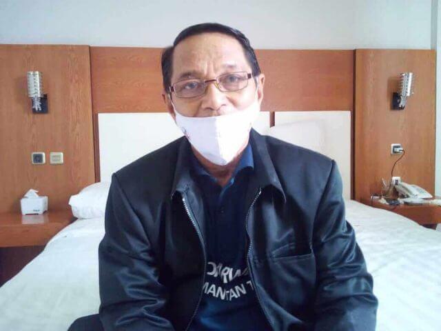 Kepala Bidang Usaha Jasa Dinas Pariwisata Kaltim Asrani Rasyidi