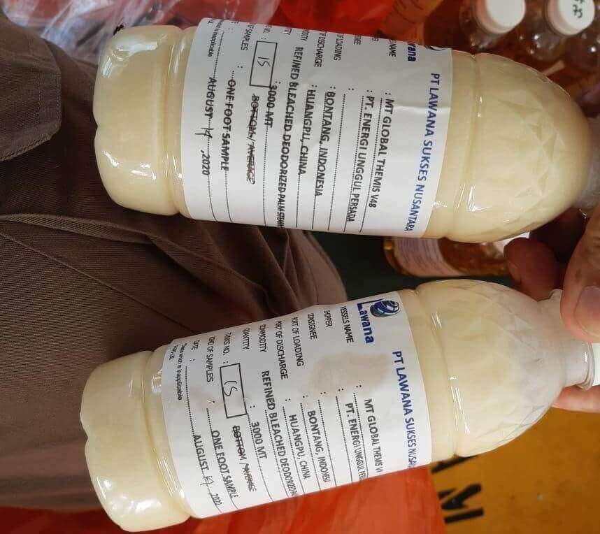 Minyak Sawit Kaltim Diekspor Perdana ke Negara Tirai Bambu - headlinekaltim.co