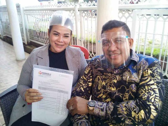 Parawansa-Markus Ajukan Gugatan ke Bawaslu Samarinda - headlinekaltim.co