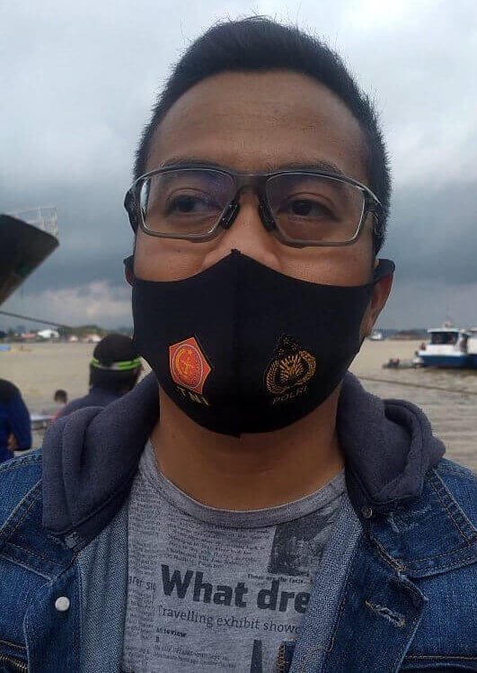 keberadaan penumpang mobil Toyota Avanza KT 1256 ZC yang dikemudikan Kevin Joshua (22) warga Jalan Rapak Dalam, Samarinda Seberang