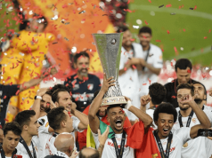 Selamat! Sevilla Raih Trofi ke-6 Liga Europe