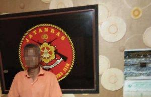 Sengaja Dipangku Nonton TV, Kakek Ini Leluasa mencabuli cucunya Sendiri - headlinekaltim.co