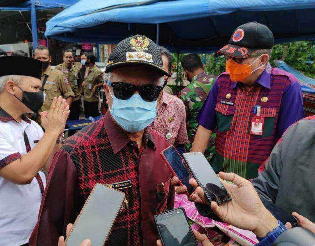 Perwali - Tak Pakai Masker, Siap-Siap Bayar Rp 250 Ribu - Syaharie Jaang - headlinekaltim.co