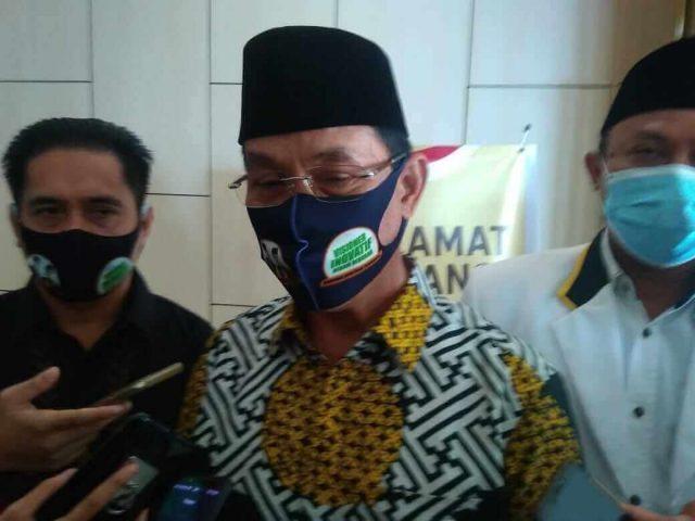 Terima B1 KWK dari PKS, Rusmadi Akui Militansi dan Soliditas Kader PKS Modal Besar - headlinekaltim.co