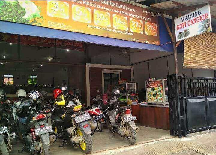 Warung Kopi Cangkir Jl Mulawarman Samarinda - headlinekaltim.co