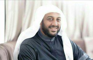 Astaga! Syaikh Ali Jaber Ditusuk Saat Ceramah
