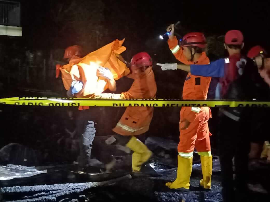 Bocah Tewas Terbakar, 5 Luka Bakar Serius Saat Kebakaran di Lempake Tepian - headlinekaltim.co