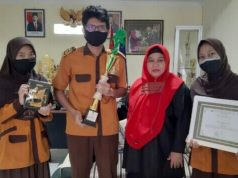 Di Saat Pandemi, Siswa SMPN 3 Tenggarong Ukir Prestasi - headlinekaltim.co