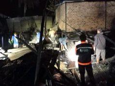 Enam Rumah di Kabupaten PPU Terbakar - headlinekaltim.co kebakaran jenebora