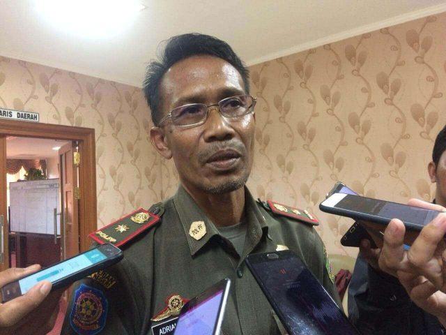 Kepala Satpol PP Denda Rp 1 Juta Bukan Tujuan Utama - headlinekaltim.co