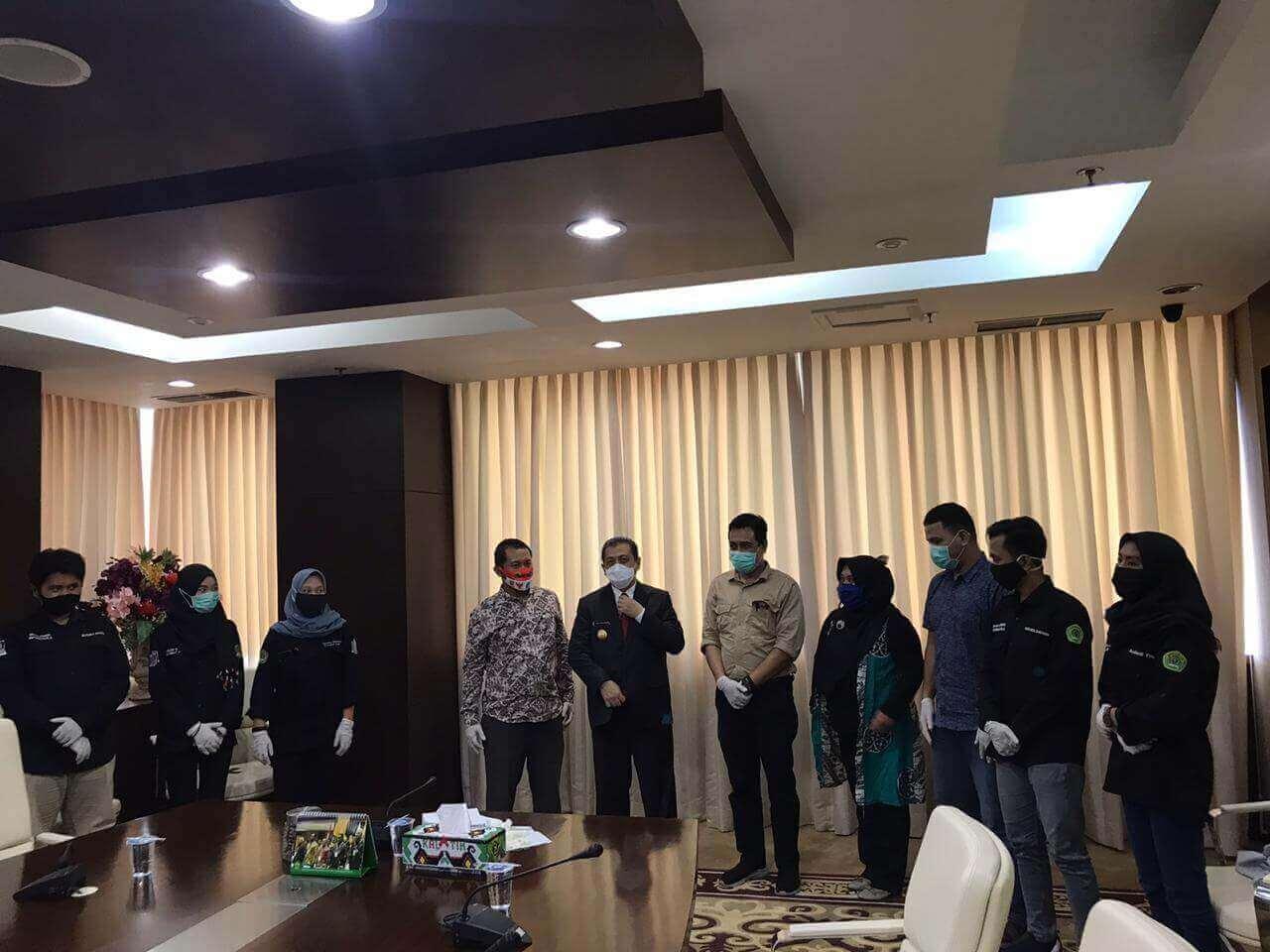 Keren, Dosen dan Mahasiswa Politeknik Pertanian Ciptakan Aplikasi Pendeteksi Covid-19 - headlinekaltim.co