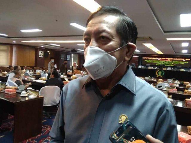 Ketua DPRD Kaltim Setuju Perusda Bermasalah Dibubarkan - headlinekaltim.co