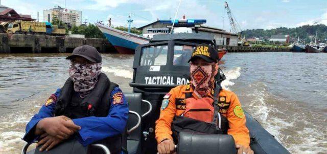 Penjaga Pelabuhan Dilaporkan Tenggelam di Mahakam - headlinekaltim.co