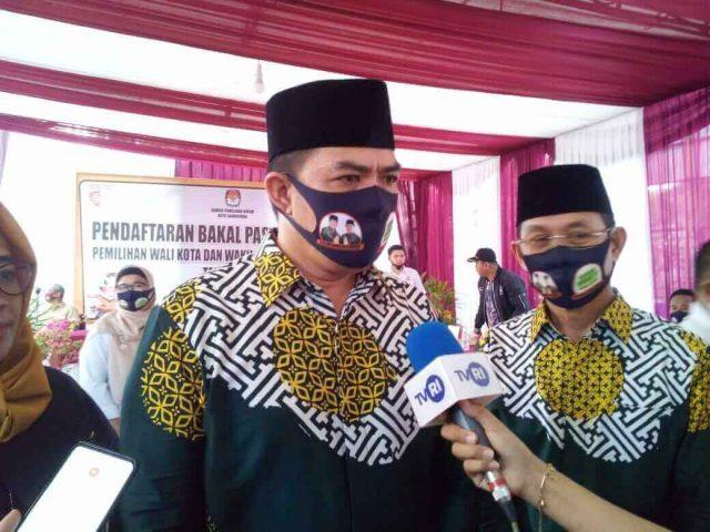 Sinergikan 3 Pilar, Andi Harun-Rusmadi Tegaskan Komitmen Rp 100-300 Juta per RT - headlinekaltim.co