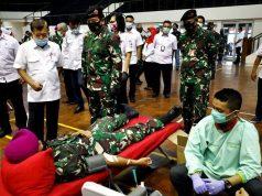 Stok Darah Turun 50 Persen, JK Jangan Takut Donor Darah di Masa Pandemi (PMI)- headlinekaltim.co