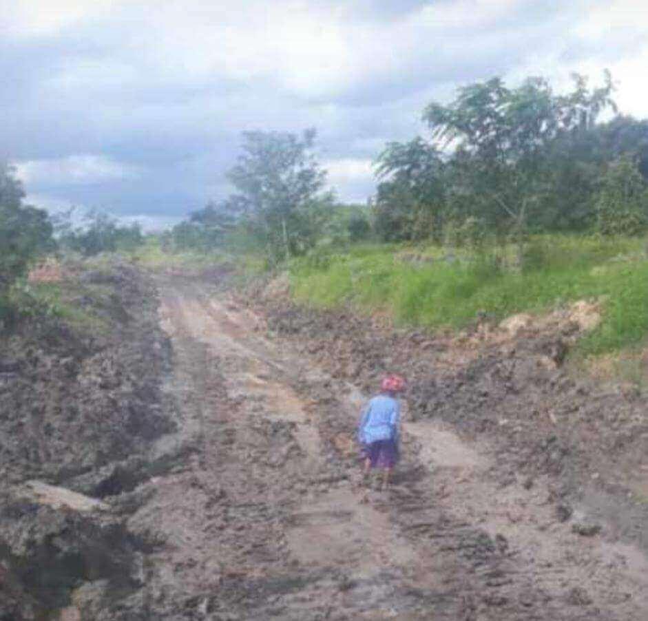 Sudah Tiga Hari, Nenek yang Hilang di Jalan Tambang Bukuan Belum Ditemukan = headlinekaltim.co