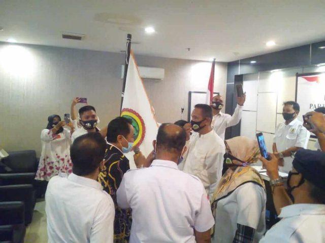 Syandri Syamsudin Pimpin DPD Partai Berkarya Samarinda - headlinekaltim.co