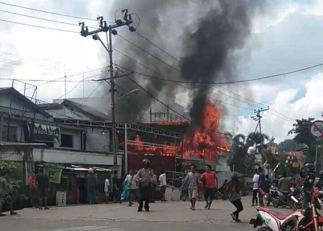 Terjadi Lagi! Bocah 10 Tahun Tewas Saat Kebakaran di Samarinda - headlinekaltim.co