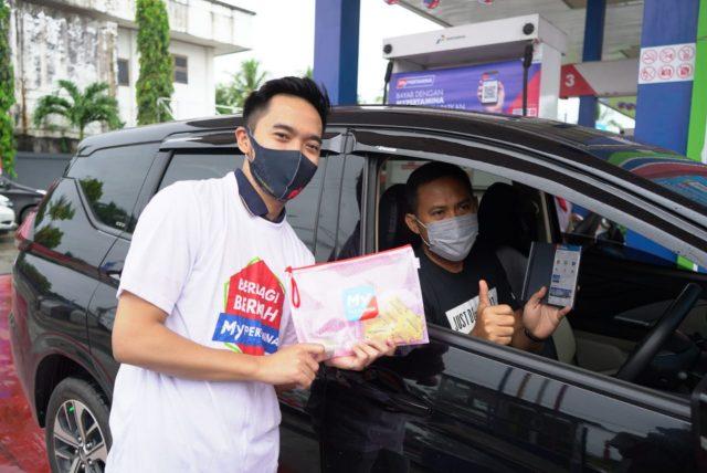 Hari Pelanggan Nasional, Pertamina Bagikan Paket Siaga COVID-19