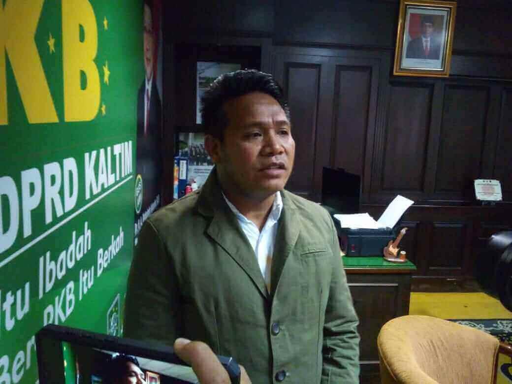 Adi Darma Digantikan Istri di Pilkada Bontang Ini Kata Ketua PKB Kaltim - headlinekaltim.co