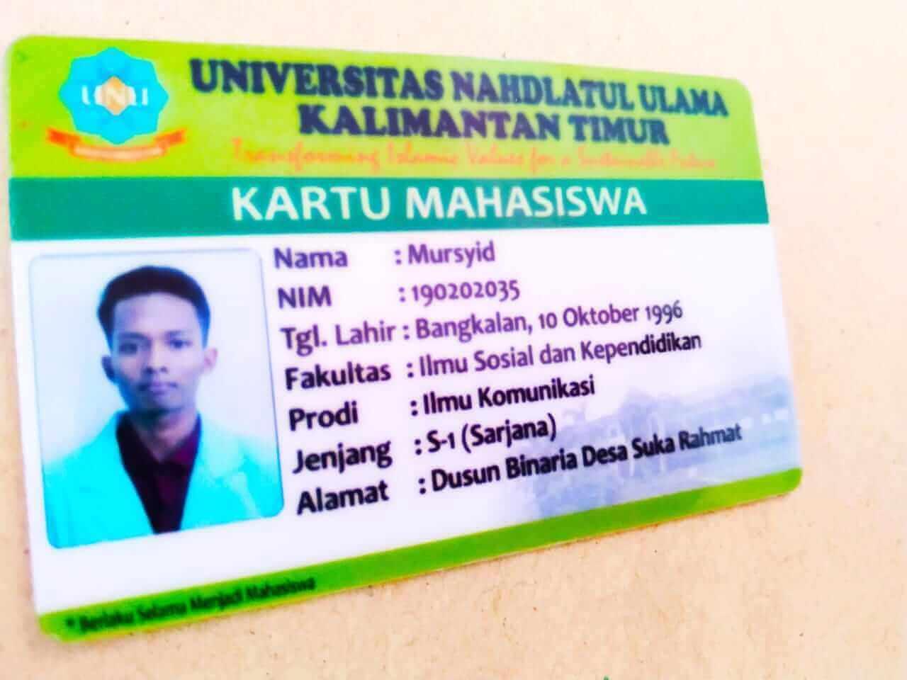 Beasiswa Tak Kunjung Cair, Mahasiswa UNU dari Kutim Resah - headlinekaltim.co