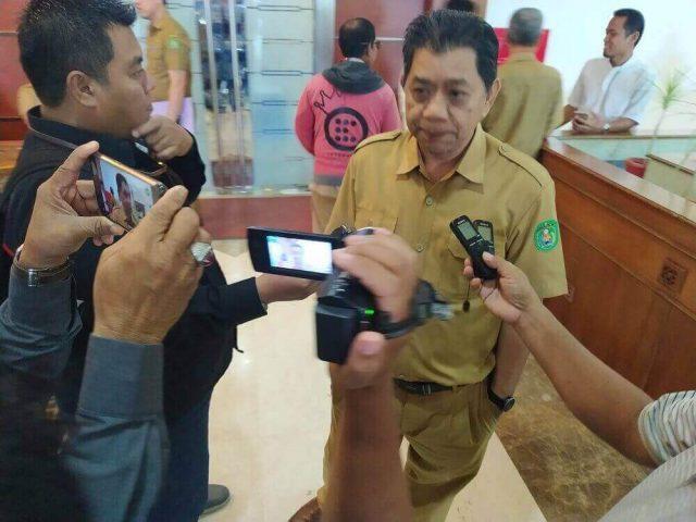 Cawabup Uche Prasetyo, Pendamping Awang Ferdian, Positif COVID-19 - headlinekaltim.co