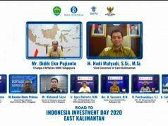 Kaltim Tawarkan 4 Proyek Dalam Road to Indonesia Investment Day 2020 - headlinekaltim.co