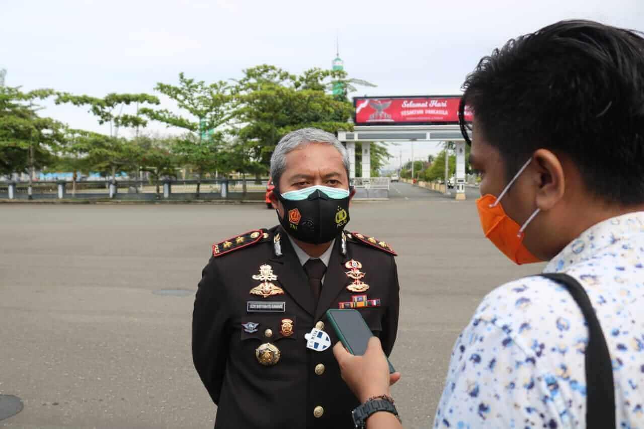 Momentum Kesaktian Pancasila, Banyak Pelanggar Protokol KesehatanHilang Hafalan - headlinekaltim.co
