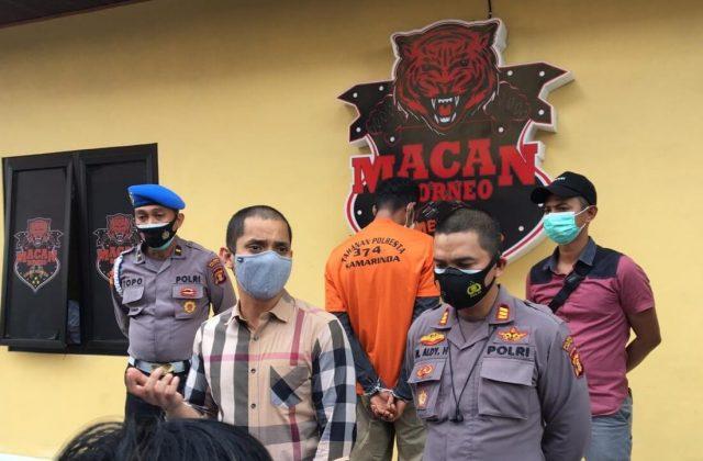Cekcok Mulut, Jaharuddin Cekik Istri Hingga Tewas