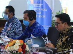 Wakil Gubernur Kaltim Terima Kunjungan Ketua BKSAP RI